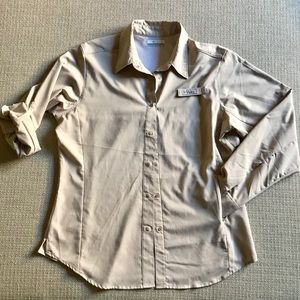 Columbia PFG Tamiami Omni-Shade Long  sleeve top